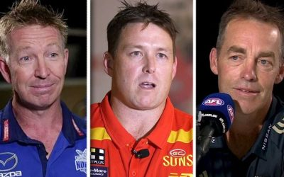 AFL Coaches Vs The Rest – Will we ever have a winner?