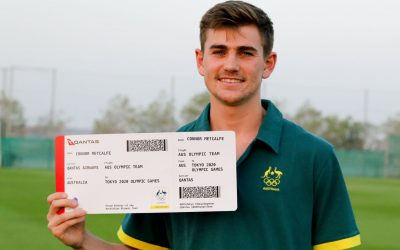 The Ollyroos chase Olympic Glory